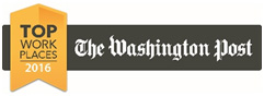 Top Workplace 2016 - The Washington Post